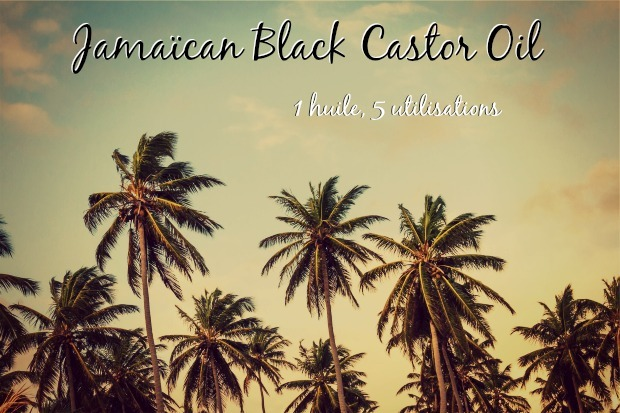 Cover jamaïcan black castor oil