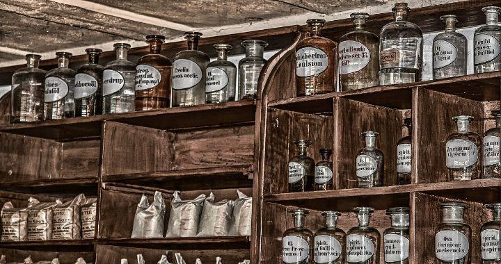 huile de ricin pharmacie